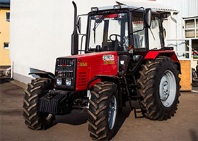 A wide range of universal tractors