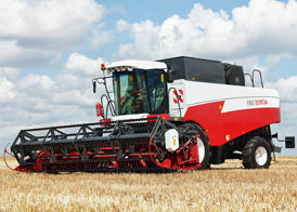 Modern and high-quality agricultural machinery
